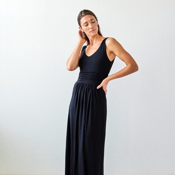 41c7d83b9a Brass Dresses & Skirts - Brass Clothing Tank Maxi | Size Small